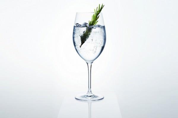 Receita de água flavorizada