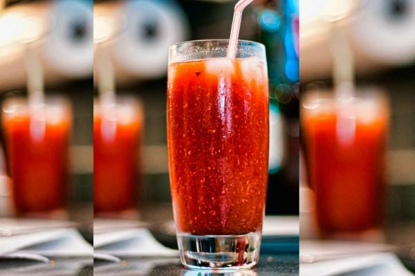 Bebida detox para curar ressaca