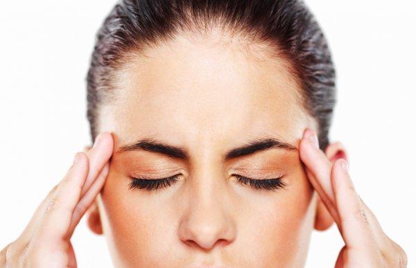 Automassagem para combater estresse