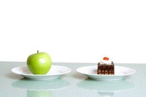 Substitua doce por opções saudáveis