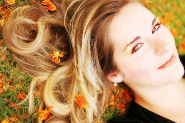 Cores e cortes de cabelo para o outono