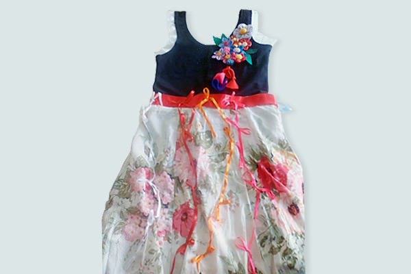 Faça você mesmo: vestido caipira