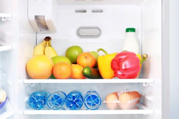 Dicas para organizar e limpar a geladeira