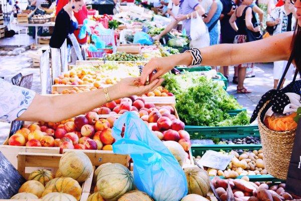 Onde encontrar alimentos orgânicos?
