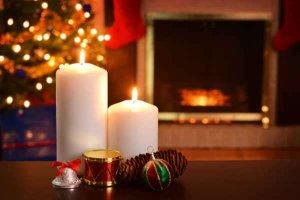 Reaproveite objetos para a decoração natalina