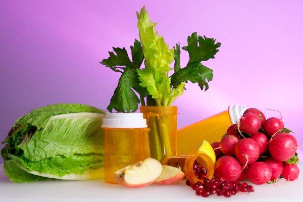 Dieta que substitui uso de suplementos alimentares
