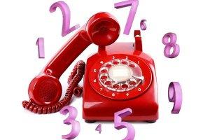Descubra Numerologia de seu número de telefone