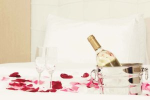 Feng Shui para estimular sentidos e clima de romance