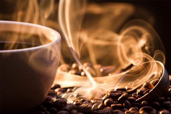 Casa com cheirinho de café