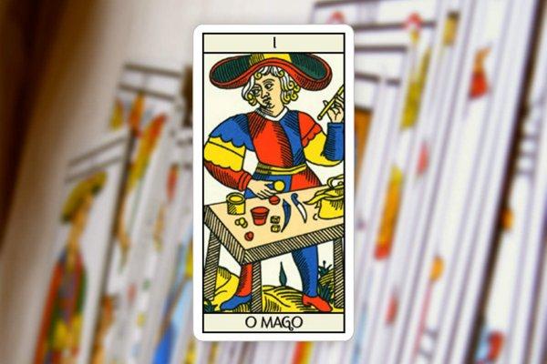 As cartas de Tarot – O Mago