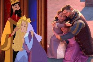 Por que reis são doentes, velhos ou fracos nos contos de fadas?