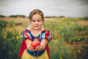 Por que o desprezo pelas princesas de contos de fadas?