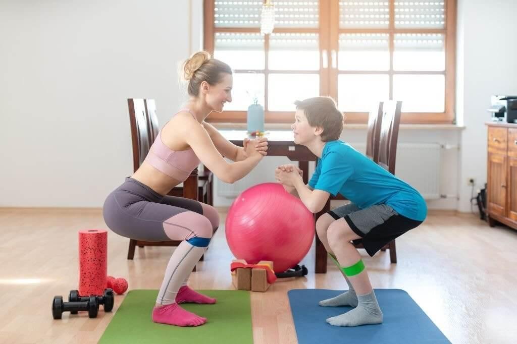 6 exercícios físicos para iniciantes