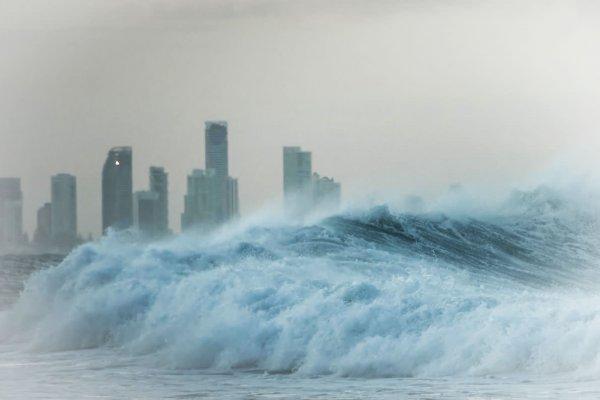 O que significa sonhar com tsunami?