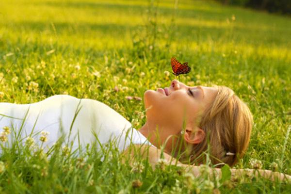 Experimente um detox de primavera