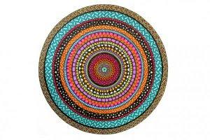 Mandala pessoal fortalece seus potenciais