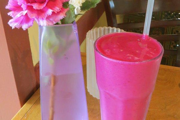 Receita de suco de pitaya