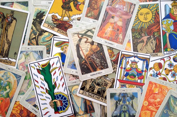 Cartas de Tarot: os tipos diferentes de Tarot