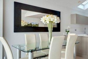 Dicas para usar espelhos na decoração
