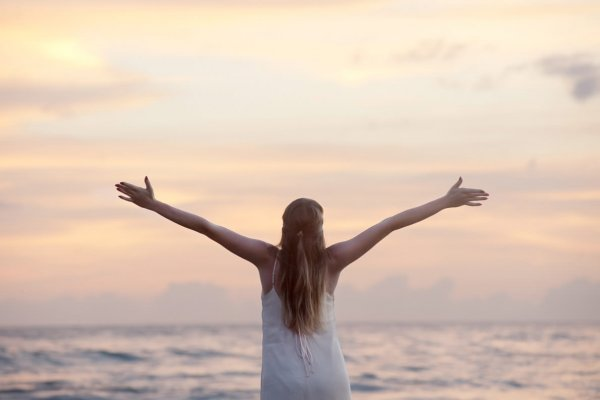 Pentagrama no céu simboliza renascimento da força e autoestima