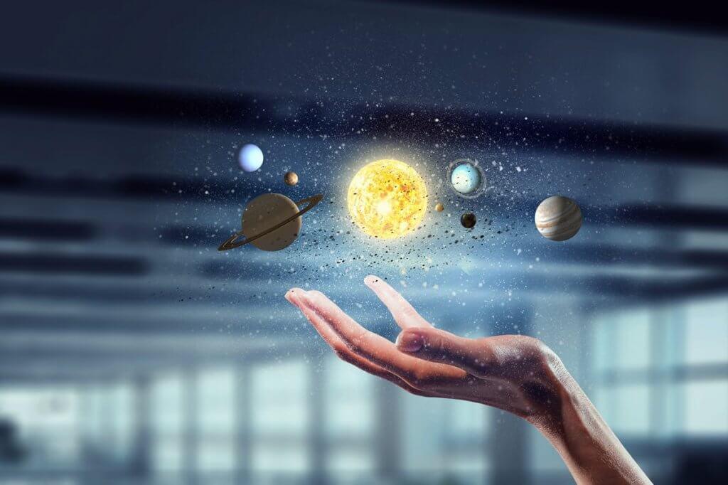 Qual o significado dos planetas no mapa astral?