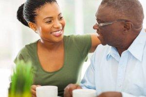 É difícil ter sucesso na vida enquanto rejeita ou despreza seu pai