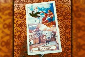 """Tarot: significado do arcano """"O Carro"""""""