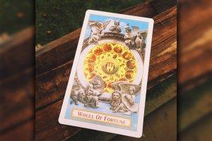 "Tarot: significado do arcano ""A Roda da Fortuna"""