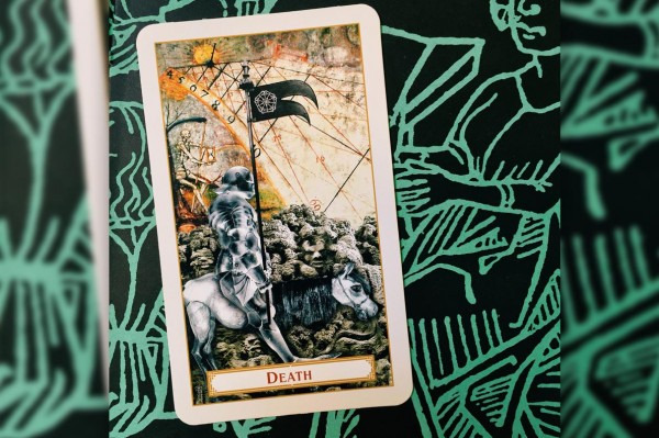 "Tarot: significado do arcano ""A Morte"""