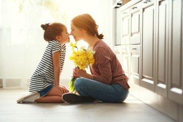 Aromas e Florais para mães e bebês