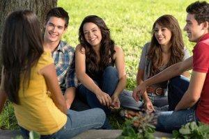 Entre em sintonia com seus amigos