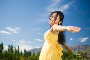 Aceitação ajuda a viver melhor o presente