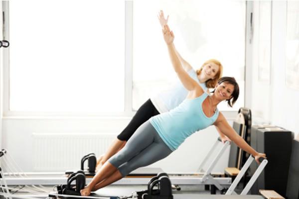 Pilates e a reabilitação da postura