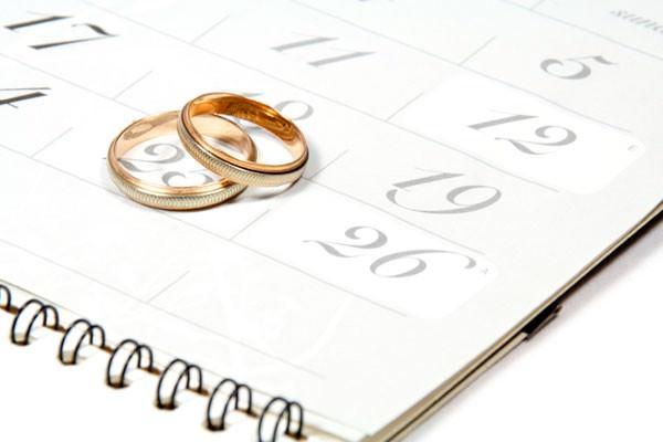 Sem estresse antes do casamento