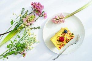 Flores podem ser usadas no preparo de comidas