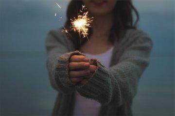 Frases positivas: atraia sucesso para o ano novo