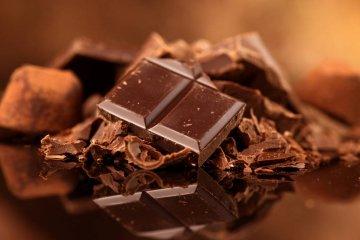 Muito prazer, chocolate