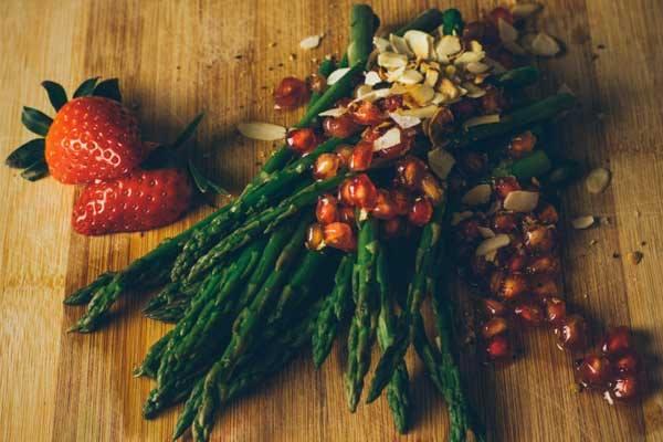 Frutas afrodisiacas feminina