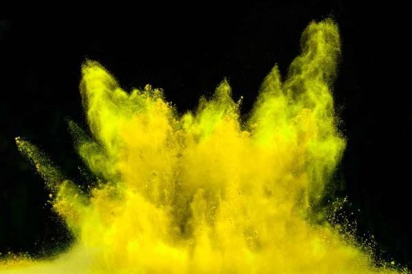 Amarelo estimula o raciocínio