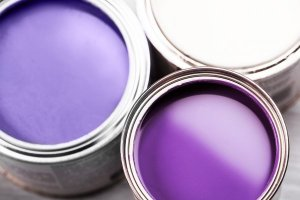 Violeta é a cor do ano de 2018 da Pantone