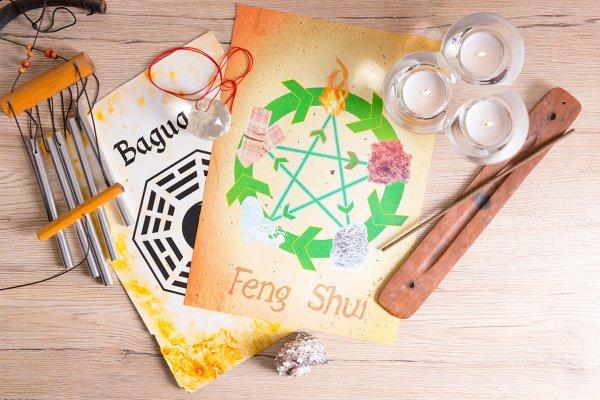 Símbolos da Sorte do Feng Shui
