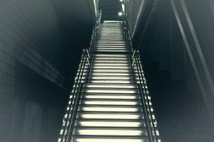O que significa sonhar com escada?