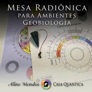 Curso de mesa radiônica para ambientes