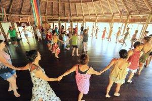 Danças circulares, Yoga Dance e Dançaterapia