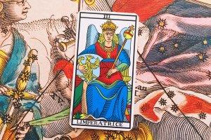 Arcano do mês: A Imperatriz