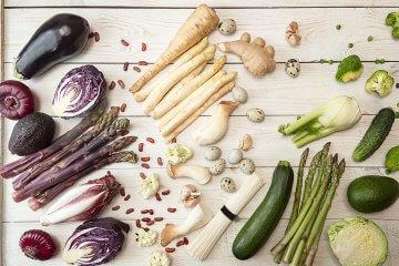 Cores dos vegetais e seus nutrientes: conheça variações pouco conhecidas