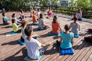 Rio Desperta 2018: meditação e equilíbrio em foco