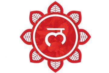 Chakra básico concentra força da realização material