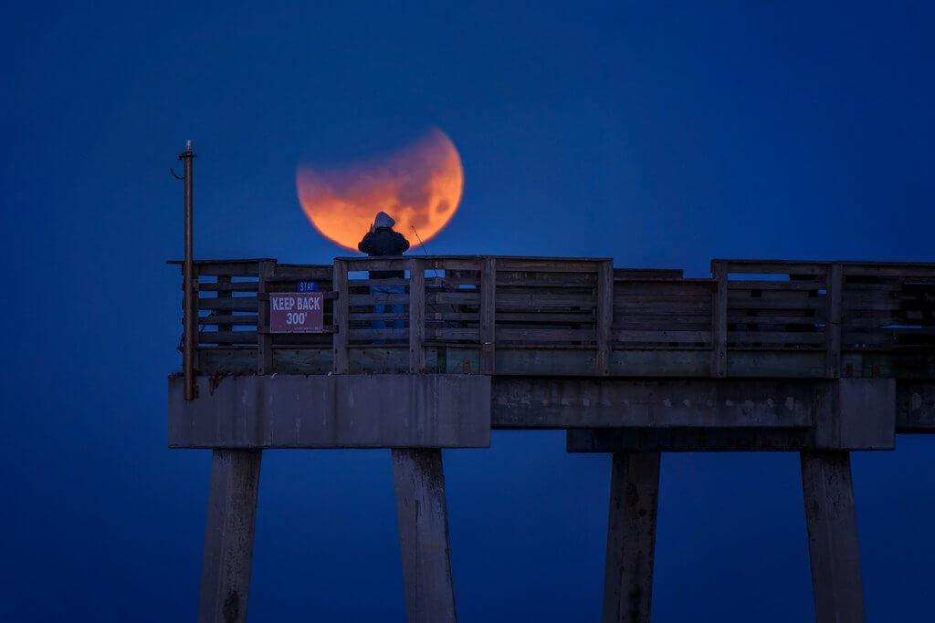Como aproveitar a Superlua e Eclipse Lunar total de 21 de janeiro