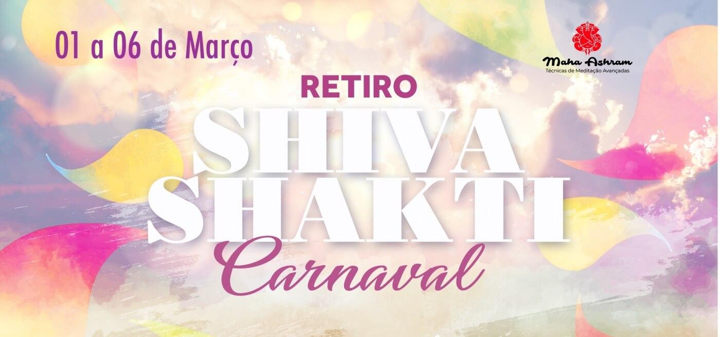 Retiro de Carnaval Shiva Shakti